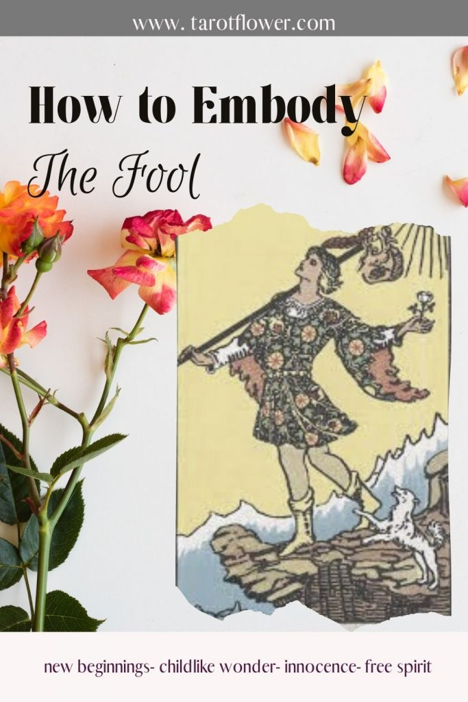 the fool tarot meaning